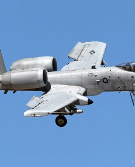 A10 in flight modes